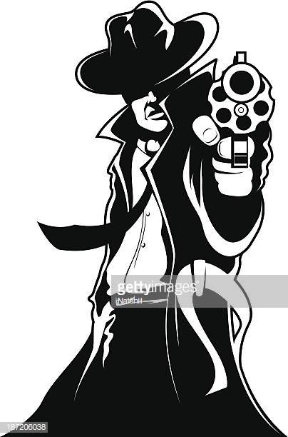 60 Top Gangster Stock Illustrations, Clip art, Cartoons, & Icons.