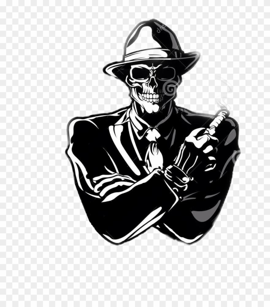 Gangster Mafia Clipart (#1089502).