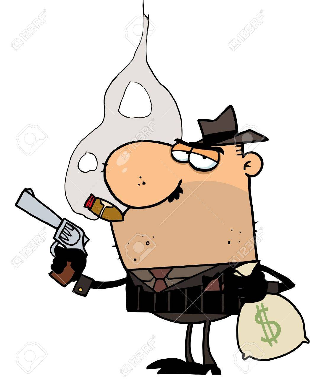 Gangster clipart 5 » Clipart Station.