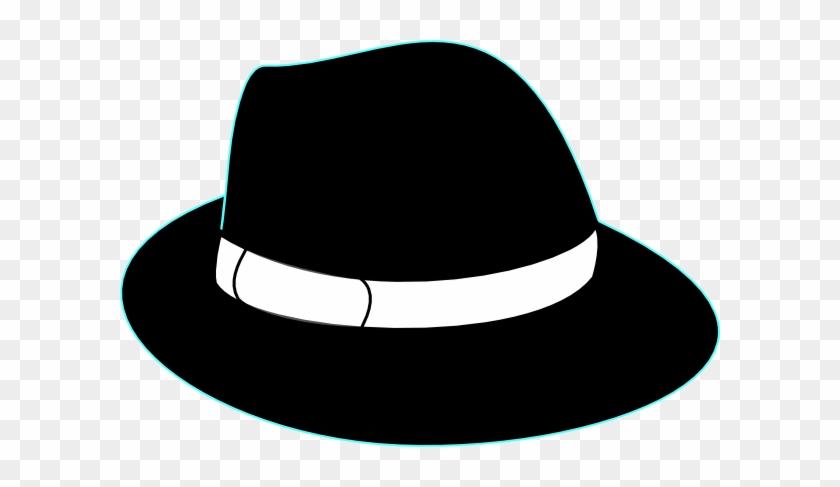 Gangster Hat Clip Art.