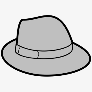 Gangster Hat PNG Images.