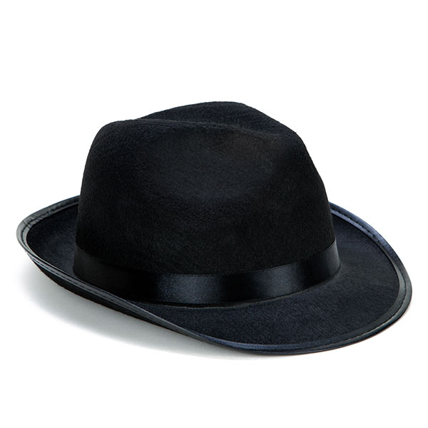 Gangster Hat Png, png collections at sccpre.cat.