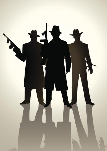 Best Gangster Clipart.