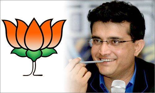Sourav Ganguly to Join BJP in West Bengal.