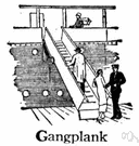Gangway.