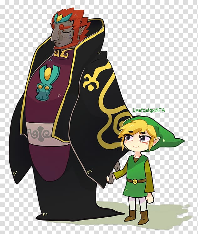 The Legend of Zelda: The Wind Waker Ganon Link The Legend of.