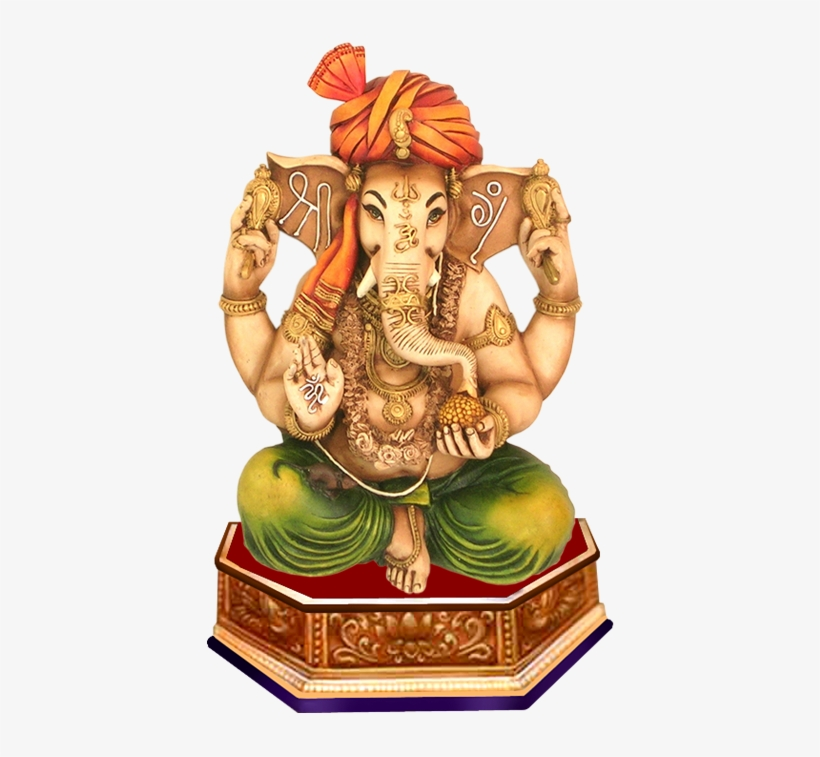 Ganpati Bappa Png Download.