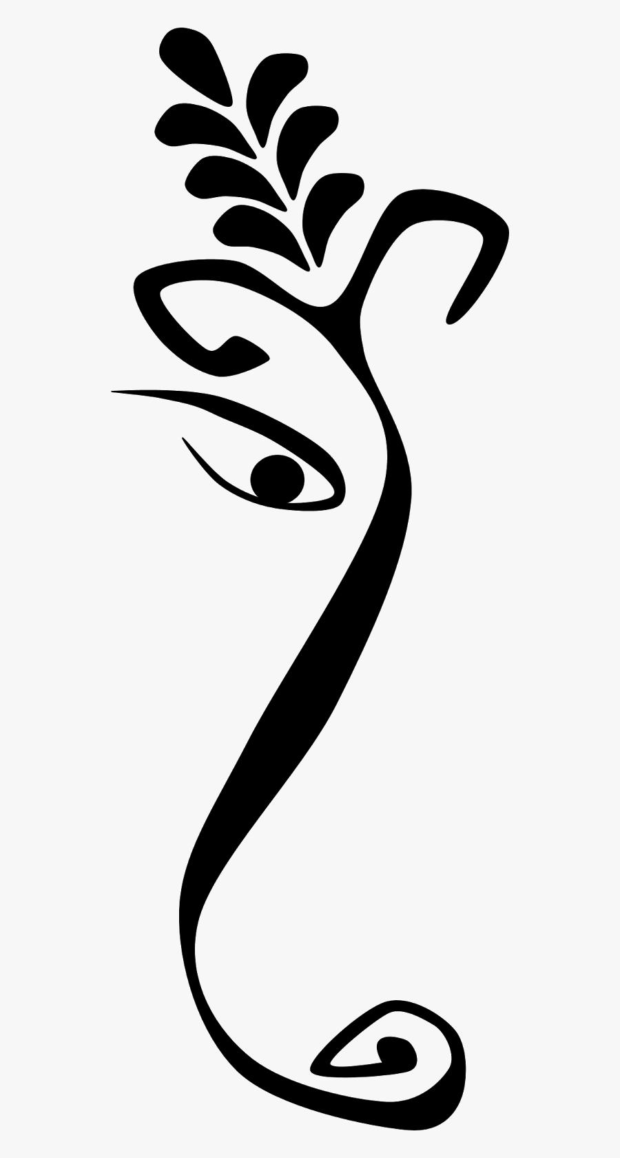 Eyes Clipart Ganpati.