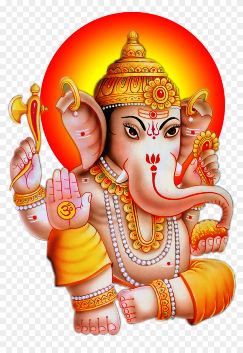 Sri Ganesh Hd Png Pluspng.