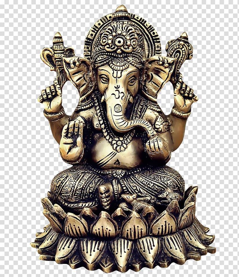 GGanesh figurine, Ganesha Ganesh Chaturthi Desktop Deity.