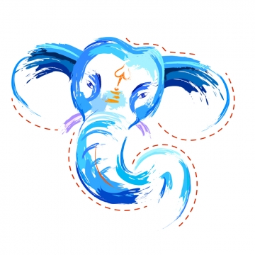 Ganpati Png, Vector, PSD, and Clipart With Transparent Background.