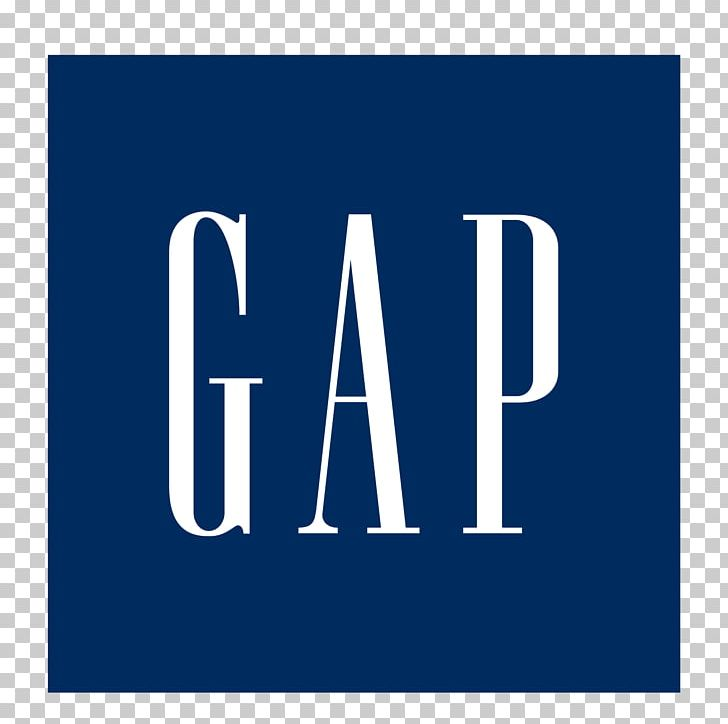 Gap Inc. Company Logo Old Navy PNG, Clipart, Area, Blue.