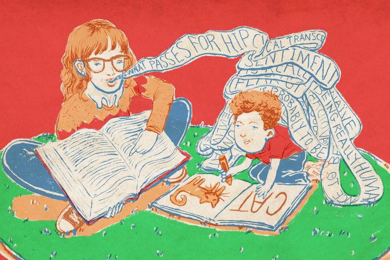 The Gap Between The Science On Kids And Reading, And How It.