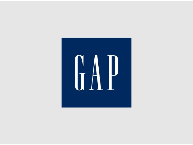 Gap Logo (1986.