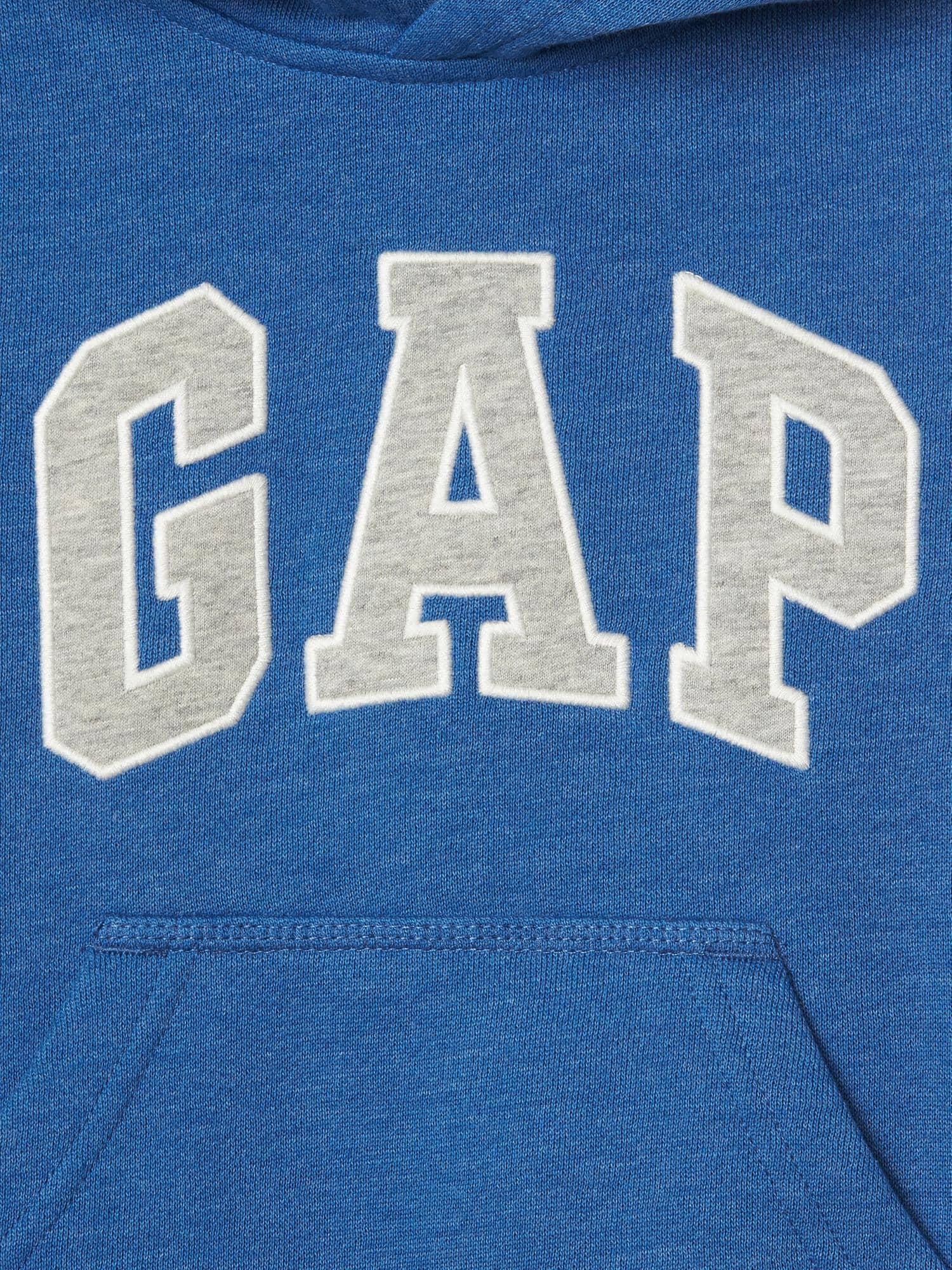 Toddler Gap Logo Hoodie Sweatshirt.