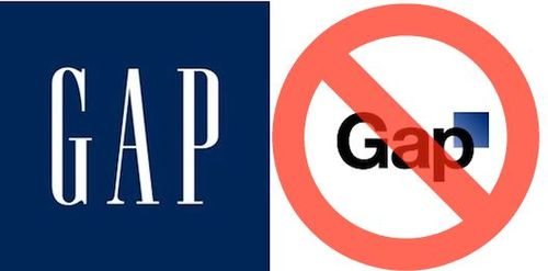 Gap New Logo Over.