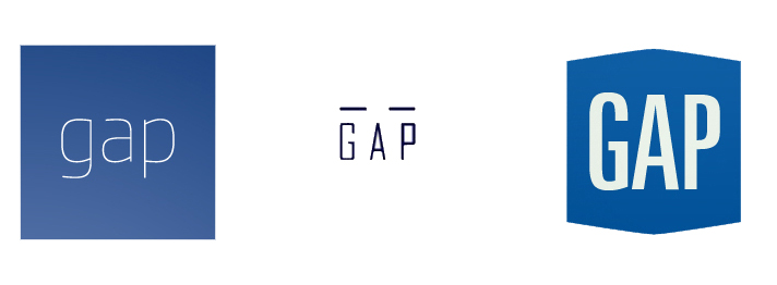 Gap\'s Retro Redesign Incites Flaming Logo Rage.