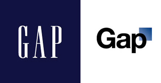 The Gap Logo Change (The Gap Mishap).