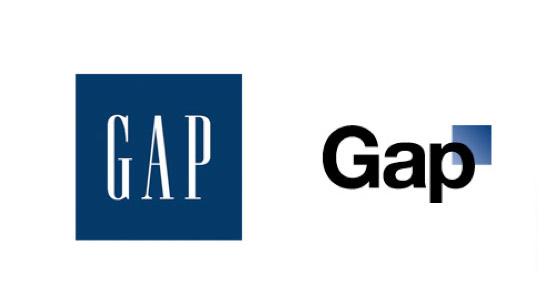How Social Media killed the new Gap logo.