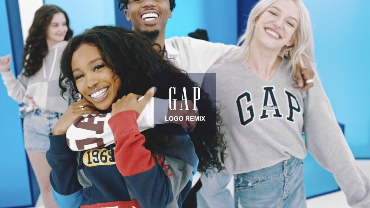 Gap Logo Remix.