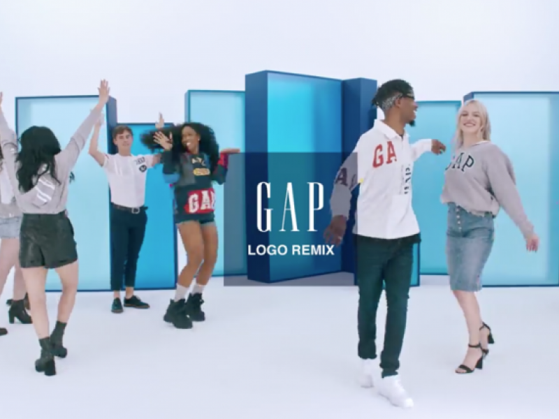 Gap Remixes with New Collection and Campaign.