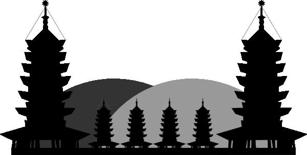 Temple Clip Art at Clker.com.