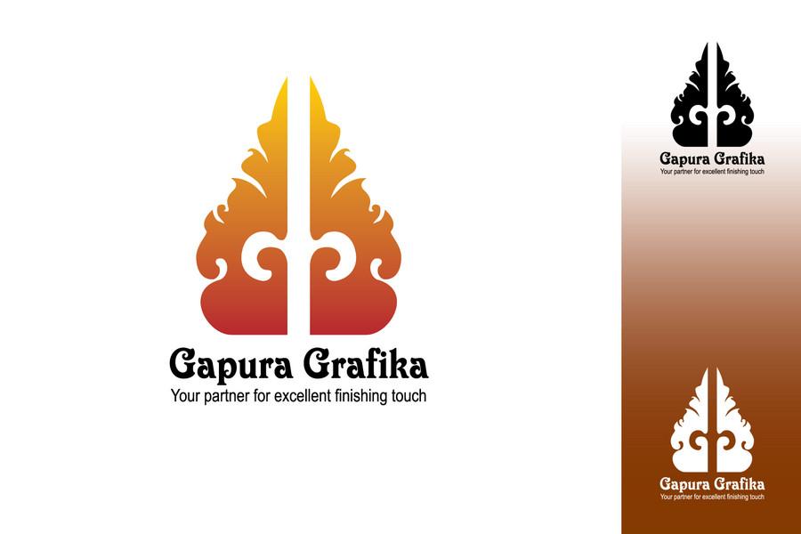Entry #19 by smarttaste for Logo Design for Logo For Gapura.