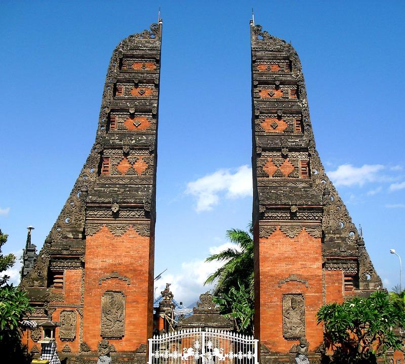 Asian, Places, Monuments.