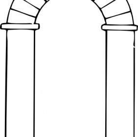Gapura Jenis Clip Art.