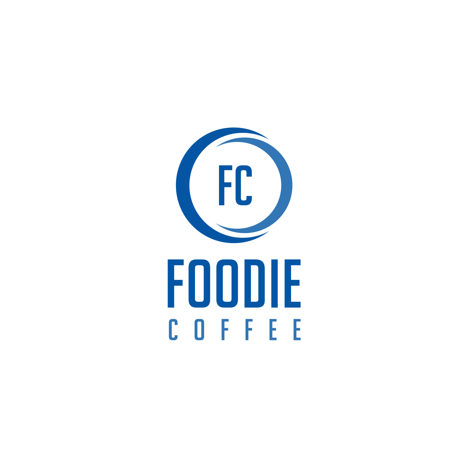 Personable, Colorful, Online Shopping Logo Design for Foodie.