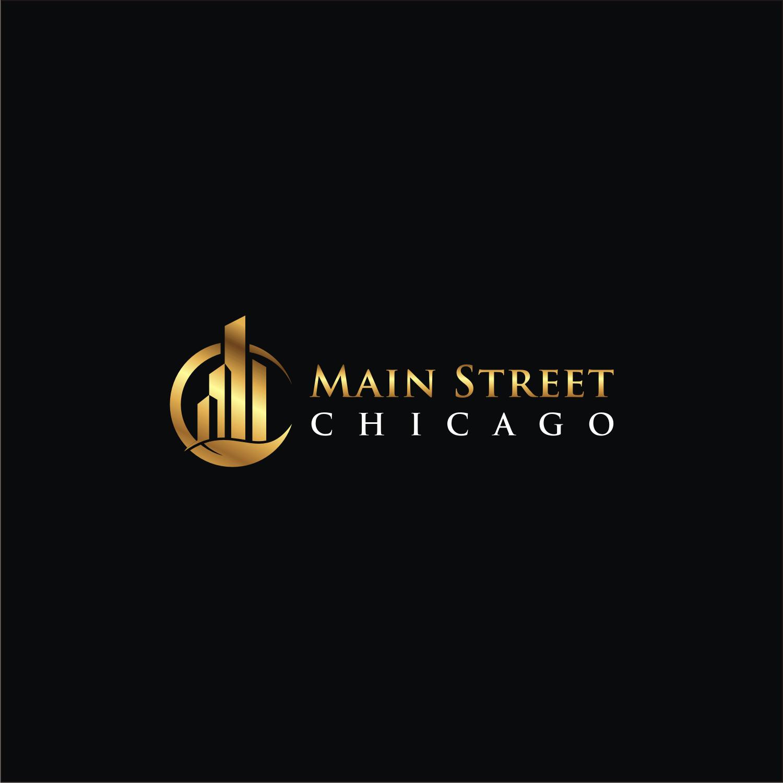 Upmarket, Professional, Real Estate Logo Design for Main.