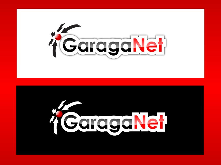 Logo for our Garaga Net.