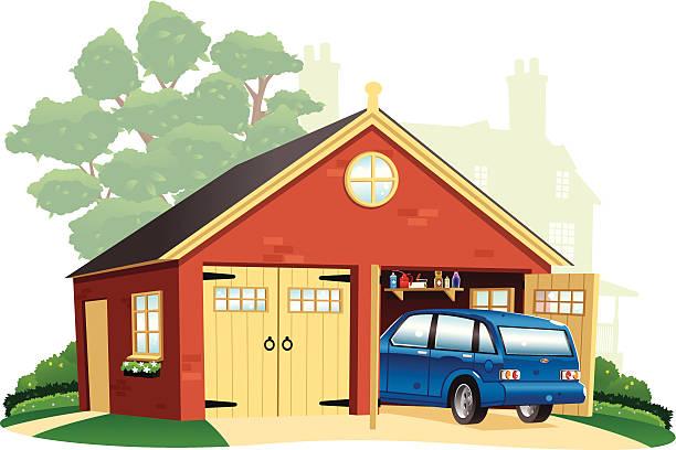 Garage clipart 6 » Clipart Station.