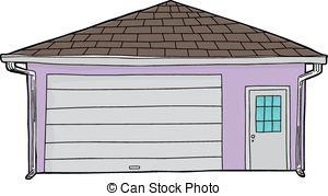 Garage clip art free, Garage cartoon art.