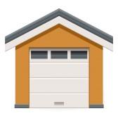 Garage Door Free Clipart.