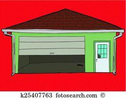 Garage door Clip Art EPS Images. 1,205 garage door clipart vector.