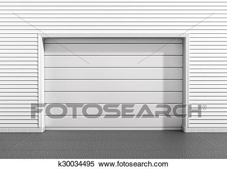 Garage Door Clipart 8.