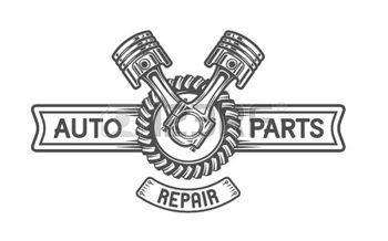 Garage Logo Stock Vector Illustration And Royalty Free.
