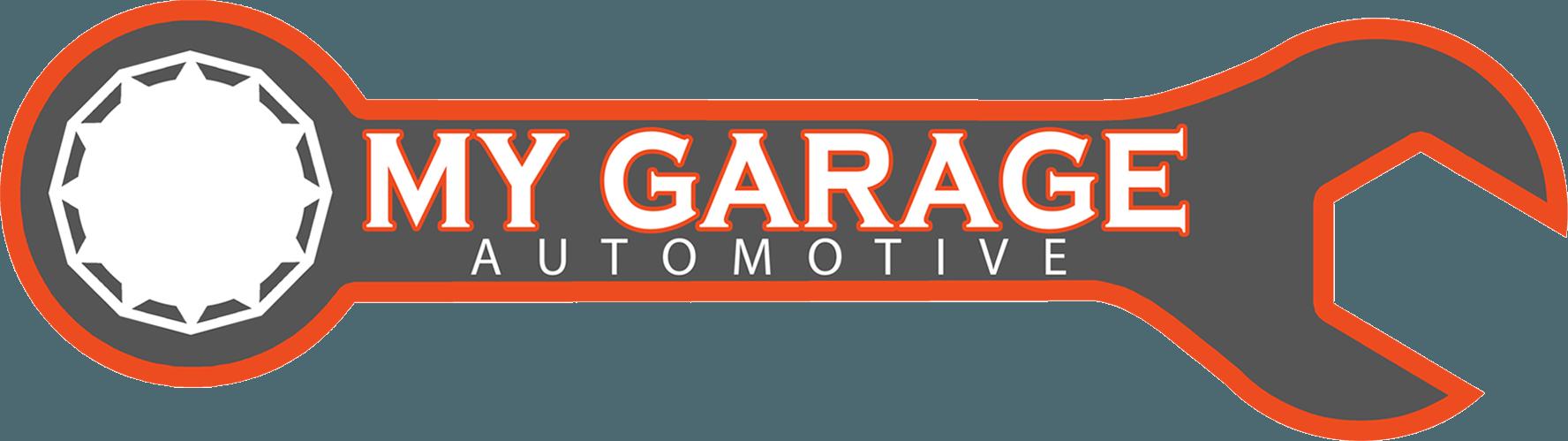 Automotive Garage Logo.