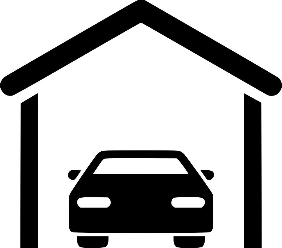 Garage Svg Png Icon Free Download (#450807).