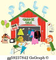 Garage Sale Clip Art.