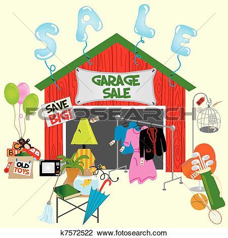 Garage sale Clipart Vector Graphics. 1,764 garage sale EPS clip.