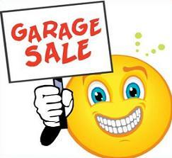 Free Garage Sale Sign Clipart.