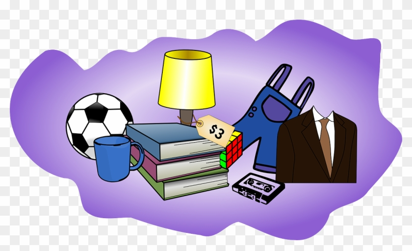 Palmyra's Town Wide Yard Sale Is On For Saturday.