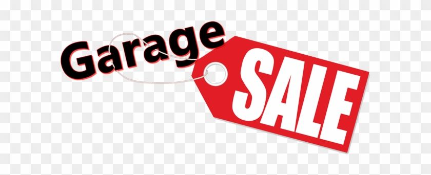 Garage Sale Logo.