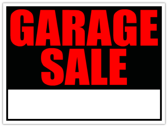 Garage sale sign clipart clipartfox 4.
