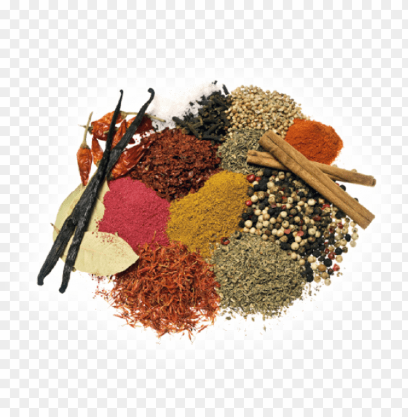 herbs and spices clipart transparent.