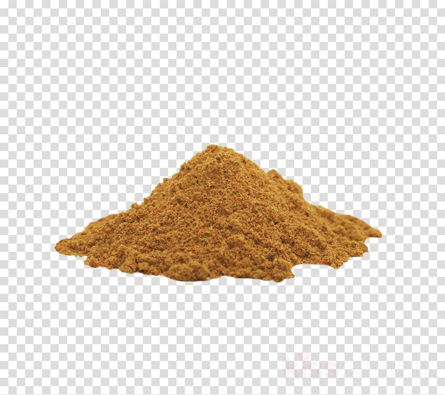 ras el hanout food powder seasoning ingredient clipart.
