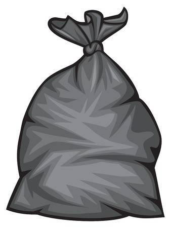 4,933 Trash Bags Stock Vector Illustration And Royalty Free Trash.