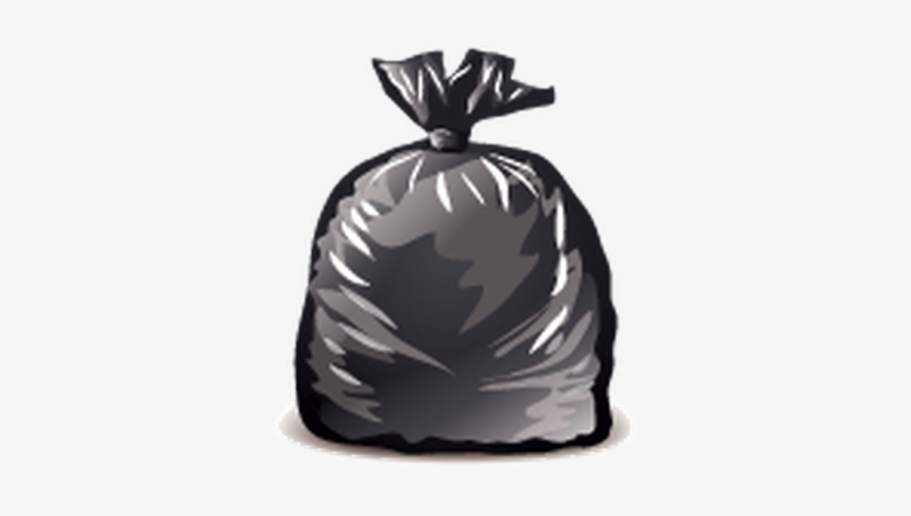 Free Library Garbage Bag Clipart.